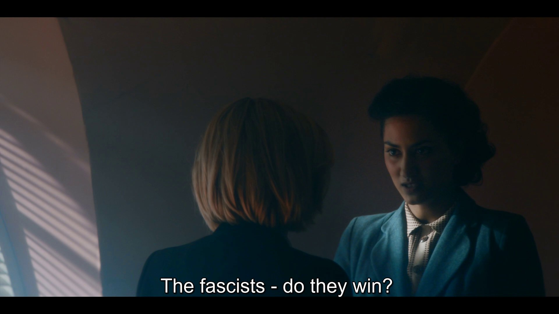 The fascist - do the win?